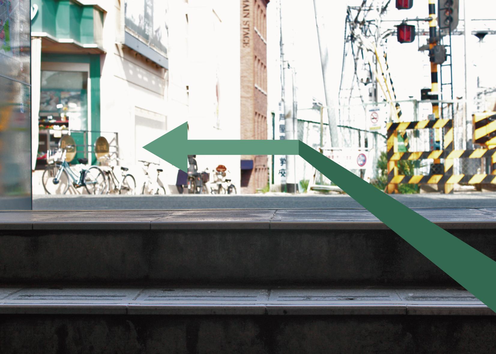 阪神芦屋駅踏切