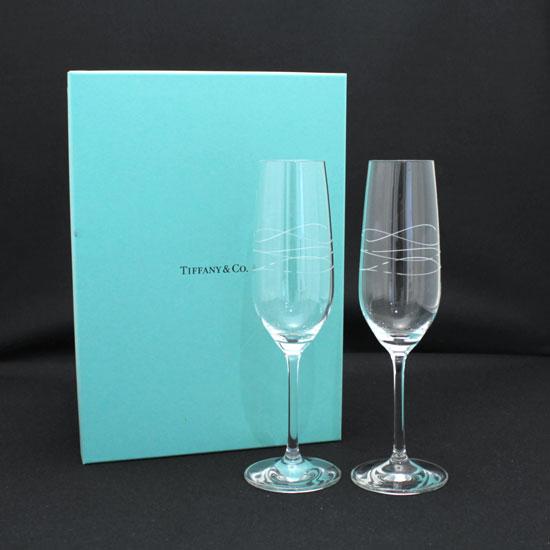 ティファニー ペアグラス