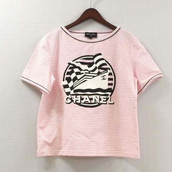 シャネル Tシャツ