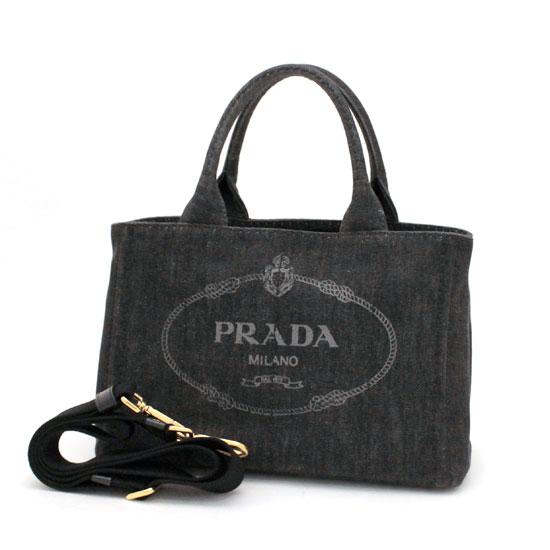 プラダ カナパミニ トートバッグ