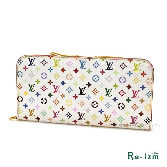ルイヴィトン マルチカラー 財布