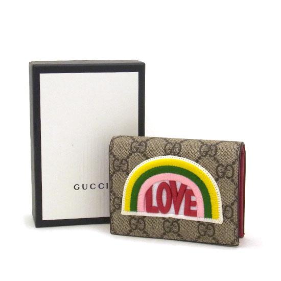 グッチ コンパクト財布