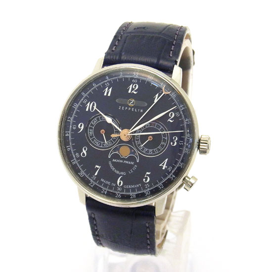 ツェッペリン 腕時計