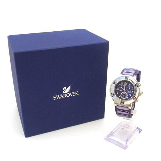 スワロフスキー 腕時計